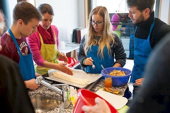 Kochbuch Vegane Küche